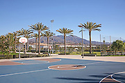Basketball Court at Lake Forest Sports Park & Recreation Center