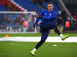 December 26, 2018 - London, England, United Kingdom - London, England - 26 December, 2018.Cardiff City's Brian Murphy during the pre-match warm-up .during English Premier League between Crystal Palace and Cardiff City at Selhurst Park stadium , London, England on 26 Dec 2018. (Credit Image: © Action Foto Sport/NurPhoto via ZUMA Press)