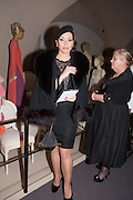 IMMODESTY BLAIZE, Valentino: Master of Couture - private view. Somerset House, London. 28 November 2012