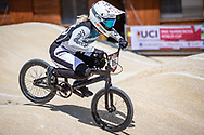 2021 UCI BMXSX World Cup<br /> Round 2 at Verona (Italy)<br /> Qualification<br /> ^we#68 BUCHANAN, Caroline (AUS, WE) Fasthouse