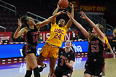 NCAA Women's Basketball-Utah at Southern California-Jan 8, 2021