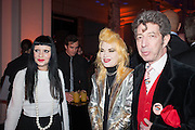PRINCESS JULIA; PAM HOGG; DUGGIE FIELDS, Private view of David Bowie is. V and A Museum. Cromwell Rd. London. 20 March 2013