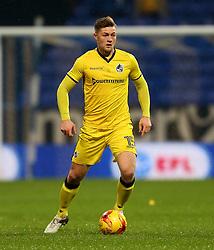 James Clarke of Bristol Rovers - Mandatory by-line: Matt McNulty/JMP - 28/02/2017 - FOOTBALL - Macron Stadium - Bolton, England - Bolton Wanderers v Bristol Rovers - Sky Bet League One