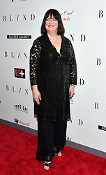 Singer Ann Hampton Callaway attends the NY premiere of Blind at the Landmark Sunshine Cinemas in New York, NY on June 26, 2017.  (Photo by Stephen Smith) *** Please Use Credit from Credit Field ***