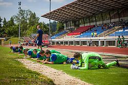 NK Bravo Ljubljana vs NK Dinamo Zagreb during the Open Cup 2021. , on 12.06.2021 in ZAK Stadium, Ljubljana, Slovenia. Photo by Urban Meglič / Sportida