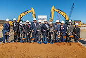 Amazon Ground Breaking Ceremony Raleigh TN