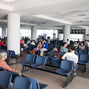 Mandalay International Airport (code MDL) is one of only three airports in Myanmar (Burma). It was completed in 1999 and is the most modern of the three airports and serves mostly domestic but also a few regional international destinations. The airport has the capacity to serve up to 3 million passengers per year and has the longest runway in Southeast Asia.