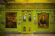 The Oliver St. John Gogarty Pub, Temple Bar, Dublin, Ireland
