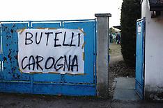 20120126 CONTESTAZIONI DEI TIFOSI AL CENTRO SPAL