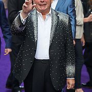 London,England,UK : 15 June 2016 : Christopher Biggins attend the Disney's Aladdin Opening Night at the Prince Edward Theatre on Old Compton Street, Soho, London. Photo by See Li