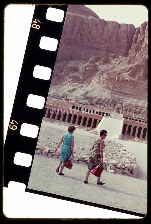 Egypt Luxor Temple of Queen Hatshepsut