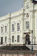 Otavalo Town Hall , Ecuador, South America