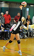 The SouthWest Volleyball  Club at Woodlling Gym on February 27, 2011.