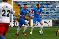 Ryan Croasdale. Stockport County FC 1-1 Dagenham & Redbridge. Vanarama National League. Edgeley Park. 11.5.21