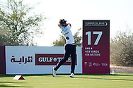 Scott Jamieson (SCO) on the 17th during Round 1 of the Commercial Bank Qatar Masters 2020 at the Education City Golf Club, Doha, Qatar . 05/03/2020<br /> Picture: Golffile   Thos Caffrey<br /> <br /> <br /> All photo usage must carry mandatory copyright credit (© Golffile   Thos Caffrey)