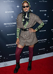 WEST HOLLYWOOD, LOS ANGELES, CA, USA - NOVEMBER 05: PrettyLittleThing X Hailey Baldwin Launch Event held at Catch LA Restaurant on November 5, 2018 in West Hollywood, Los Angeles, California, United States. 05 Nov 2018 Pictured: Izabela Guedes. Photo credit: Xavier Collin/Image Press Agency/MEGA TheMegaAgency.com +1 888 505 6342