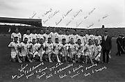 All-Ireland Senior Hurling Final, Kilkenny v Waterford. .Waterford Team..01.09.1963