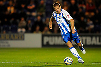 Paul Reid (Colchester). Colchester United Vs Leicester City. Coca Cola League 1. Weston Homes Community Stadium. Colchester. 30/09/2008. Credit Colorsport/Garry Bowden