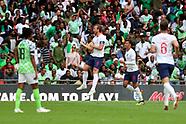 England v Nigeria 020618