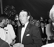 Capt. Mark Phillips. Berkeley Square Ball. 16 July 1984.  SUPPLIED FOR ONE-TIME USE ONLY> DO NOT ARCHIVE. © Copyright Photograph by Dafydd Jones 66 Stockwell Park Rd. London SW9 0DA Tel 020 7733 0108 www.dafjones.com