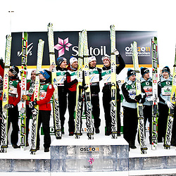 20110305: NOR, FIS Nordic World Ski Championships 2011 in Holmenkollen