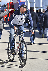 March 7, 2018 - Barcelona, Spain - Robert Kubica during the test of F1 celebrated at Circuit of Barcelonacon 7th March 2018 in Barcelona, Spain. (Credit: Marc Vinyals / Urbanandsport / NurPhoto) (Credit Image: © Urbanandsport/NurPhoto via ZUMA Press)
