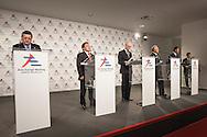 ASEM 10, Rassegna Stampa, Jose Manuel Barroso,Matteo Renzi,Herman Van Rompuy,Mohammad Najib Razak e Tsakhiagiin Elbegdorj