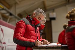 Van Tricht Tim, BEL<br /> BWP Hengstenkeuring 2021<br /> © Hippo Foto - Dirk Caremans<br />  11/01/2021