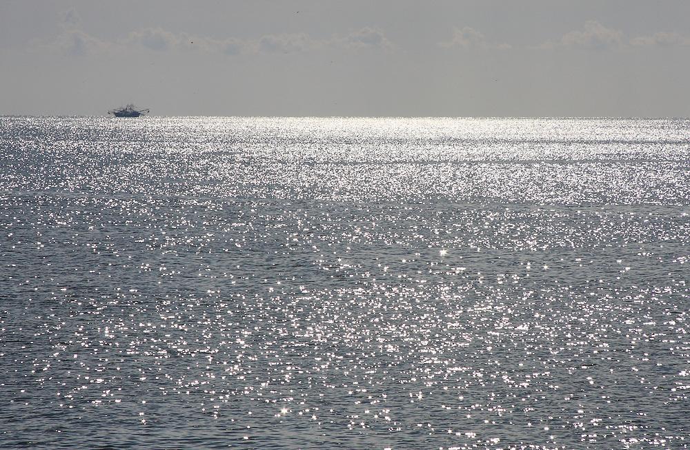 Mississippi Sound, Morning