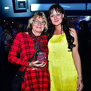 "Awards winner of The Third Annual Integrity Awards by Dragon Lady Productions and The Peace Project 21st ""The Alternative Fashion Integrity Awards 2019 & Film Networking Soirée"" on 21 September 2019, Fire Club Vauxhall, London, UK."