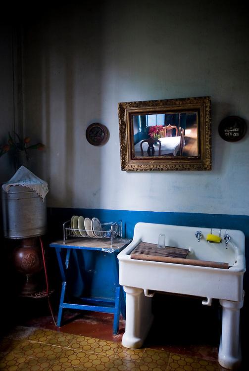 Matipo_MG, Brasil...Rota Imperial. Na foto casarao em Matipo, Minas Gerais...The Royal-Imperial Route. In  this photo the house in Matipo, Minas Gerais...Foto: BRUNO MAGALHAES / NITRO