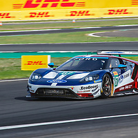 #67, Ford Chip Ganassi Team UK, Ford GT, LMGTE Pro, driven by: Andy Priaulx, Harry Tincknell at FIA WEC Silverstone 6h, 2018 on 17.08.2018