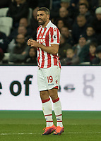 Football - 2016 / 2017 Premier League - West Ham United vs. Stoke City<br /> <br /> Jonathan Walters of Stoke City at The London Stadium.<br /> <br /> COLORSPORT/DANIEL BEARHAM