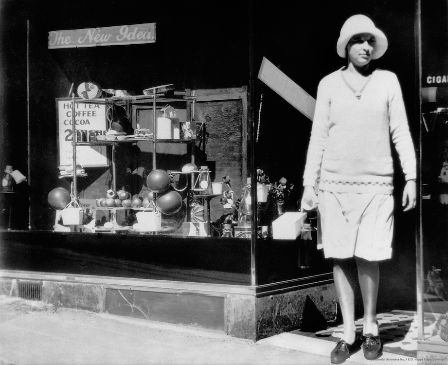 Shopping, Middle Class Home, Australia, 1930