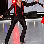 NLD/Utrecht/20110126 - Perspresentatie Sterren Dansen op het IJs 2011, Beau van Erven Dorens en Amanda Merrit