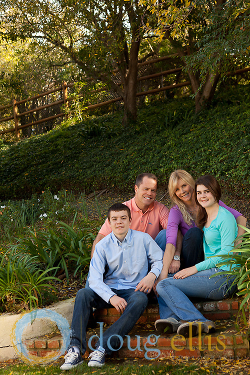 Stacy McCarthy and Tom McCarthy family photos, San Diego CA.