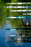 Maidenhead, Berkshire, UK., 29th May 2020, Maidenhead RC, COVID 19, Training, Only private-owned Single Sculls,  Club Boats  racked on the overflow racks, <br /> <br /> All athletes, Juniors,  Masters, have to observe Social Distancing,<br /> [© Peter Spurrier/Intersport Images],
