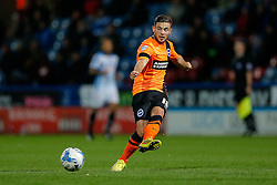 Jake Forster-Caskey of Brighton passes - Photo mandatory by-line: Rogan Thomson/JMP - 07966 386802 - 21/10/2014 - SPORT - FOOTBALL - Huddersfield, England - The John Smith's Stadium - Huddersfield Town v Brighton & Hove Albion - Sky Bet Championship.