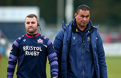 Bristol Rugby Head Coach Pat Lam - Mandatory by-line: Robbie Stephenson/JMP - 02/12/2017 - RUGBY - Castle Park - Doncaster, England - Doncaster Knights v Bristol Rugby - Greene King IPA Championship
