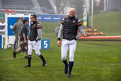 mathy François Jr, Vanderhasselt Yves, BEL<br /> Spruce Meadows Masters - Calgary 2019<br /> © Hippo Foto - Dirk Caremans<br />  07/09/2019