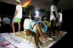 Cape Town-180707- Koi Koi showcasing their designs, at the SA mens wear week  held at the Lookout, V&A Waterfront. Picture: Siphephile Sibanyoni/ African News Agency (ANA).