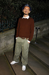 Fashion designer MATTHEW WILLIAMSON at a party hosted by retail property group Westfield at the Natural History Museum, Cromwell Road, London SW7 on 17th September 2006.<br /><br />NON EXCLUSIVE - WORLD RIGHTS