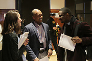 CAMBRIDGE, MASSACHUSETTS-APRI 26: Author/Educator Khalil Gibran Muhammad attends the 209 Inaugural Vison & Justice, A Convening' organized by the Radcliffe Institute, The Hutchins Center and the Ford Foundation curated by Sarah E. Lewis, Ph.D, Harvard University held at the Radcliffe Center on April 25, 2019 in Cambridge, Massachusetts  (Photo by Terrence Jennings/terrencejennings.com)