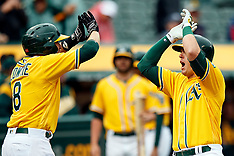 20170406 - Los Angeles Angels of Anaheim at Oakland Athletics