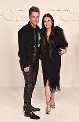 Tom Ford AW20 show held at Milk Studios on February 7, 2020 in Hollywood, CA. © Tammie Arroyo / AFF-USA.com. 07 Feb 2020 Pictured: Rob Lowe and Demi Moore. Photo credit: Tammie Arroyo / AFF-USA.com / MEGA TheMegaAgency.com +1 888 505 6342