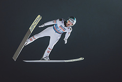 05.01.2021, Paul Außerleitner Schanze, Bischofshofen, AUT, FIS Weltcup Skisprung, Vierschanzentournee, Bischofshofen, Finale, Qualifikation, im Bild Michael Hayboeck (AUT) // Michael Hayboeck of Austria during the qualification for the final of the Four Hills Tournament of FIS Ski Jumping World Cup at the Paul Außerleitner Schanze in Bischofshofen, Austria on 2021/01/05. EXPA Pictures © 2020, PhotoCredit: EXPA/ JFK