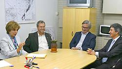A governadora eleita do Rio Grande do Sul, Yeda Crusius durante encontro com integrantes do PPS. FOTO: Jefferson Bernardes/Preview.com