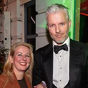 NLD/Amsterdam/20181206 - JFK Beste Geklede Man 2018, Arno Kantelberg en ...............