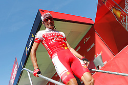 29.08.2011, Andalusien, ESP, LA VUELTA 2011, Stage 17, im Bild Luis Angel Mate during during the stage of La Vuelta 2011 between Faustino V and Pena Cabarga.September 7,2011. EXPA Pictures © 2011, PhotoCredit: EXPA/ Alterphoto/ Acero +++++ ATTENTION - OUT OF SPAIN/(ESP) +++++