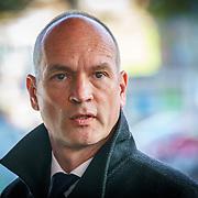 NLD/Amsterdam/20181027 - Herdenkingsdienst Wim Kok, Gert-Jan Segers